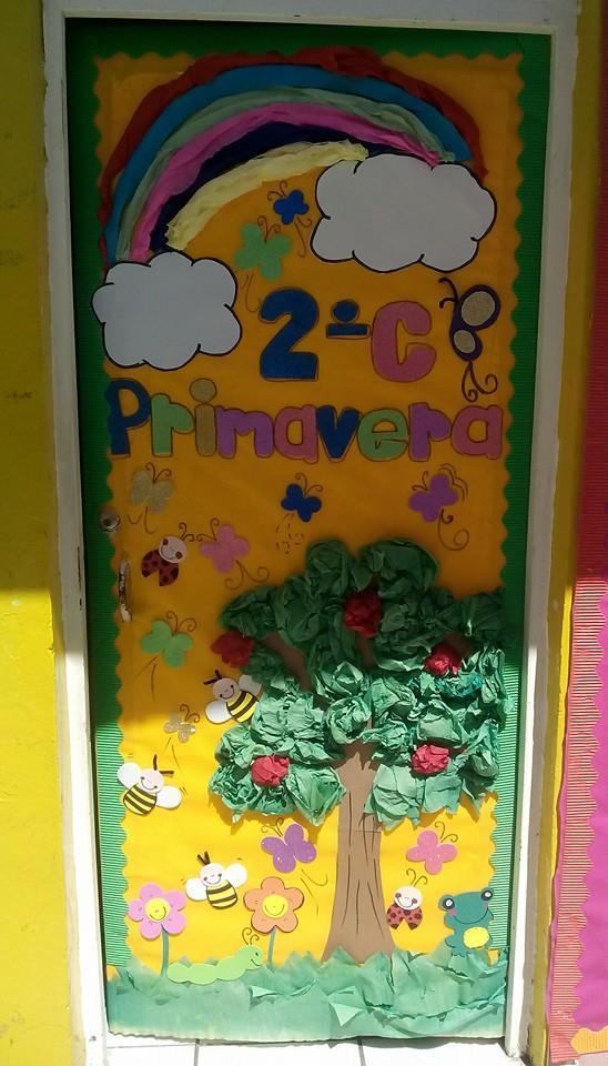Puertas primavera 3 imagenes educativas for Decoracion puertas dia del nino