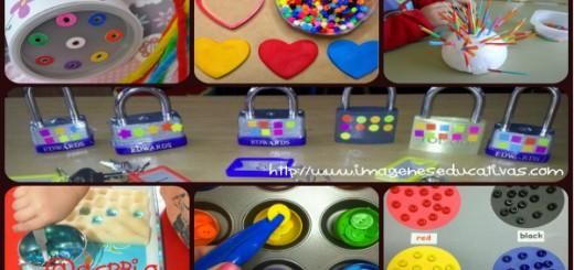 juegos y actividades para estimular y trabajar la motricidad Collage Portada