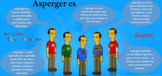 Asperger es…Portada