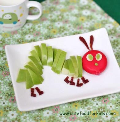 Decoraciones veraniegas para nuestros platos de fruta (16)