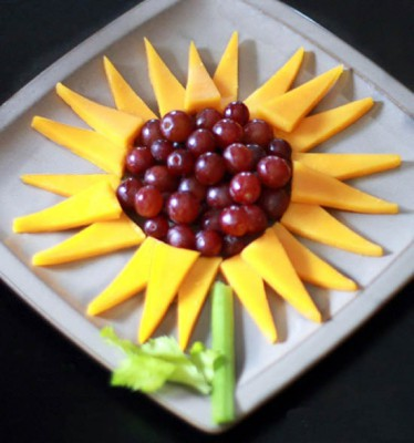 Decoraciones veraniegas para nuestros platos de fruta (20)