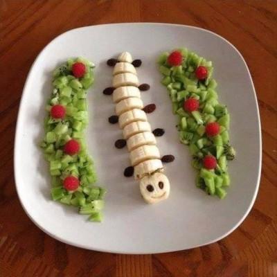 Decoraciones veraniegas para nuestros platos de fruta (4)
