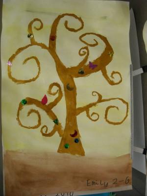 El arte en el aula trabajamos con Gustav Klimt  (17)