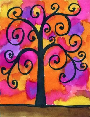 El arte en el aula trabajamos con Gustav Klimt  (21)