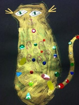 El arte en el aula trabajamos con Gustav Klimt  (8)