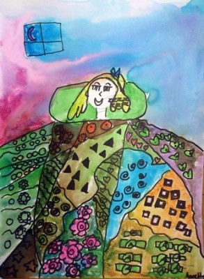 El arte en el aula trabajamos con Gustav Klimt  (9)