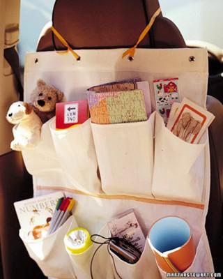 kits de viaje y organizadores de coche DIY Para viajar con niños (26)