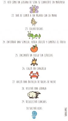30 cosas que los niños deberían experimentar antes de cumplir los 6 años 3