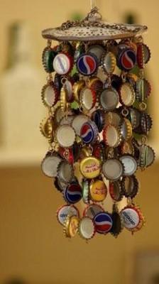 Objetos de decoración Chapas (1)