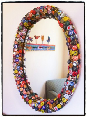 Objetos de decoración Chapas (2)