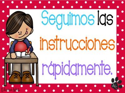 Acuerdos de nuestra clase (6)