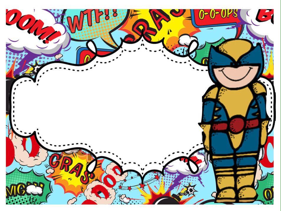 Marcos Niños (8) - Imagenes Educativas