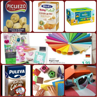 Materiales Collage