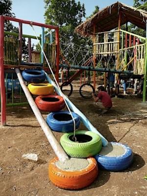 Parque Infantil Para Jardin
