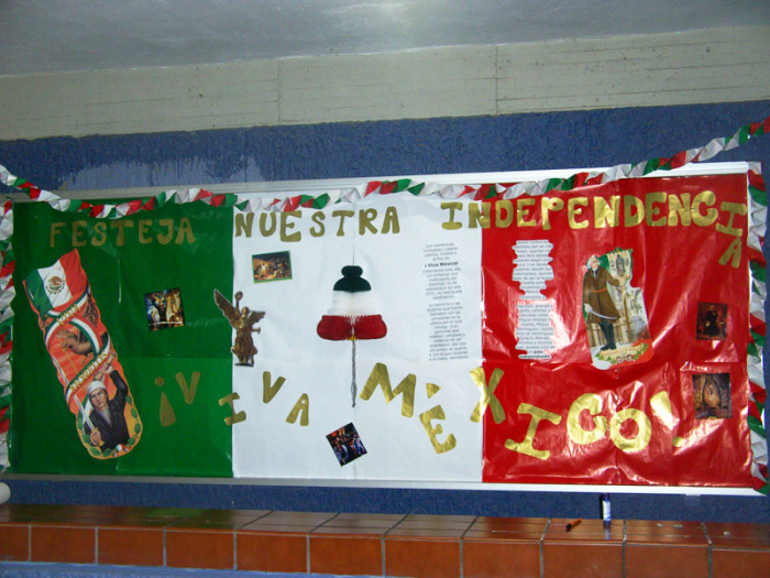 Peri dico mural mes septiembre 11 imagenes educativas for Aviso de ocasion mural guadalajara