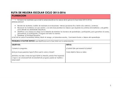 RUTA DE MEJORA ESCOLAR ciclo 2015 - 2016 Formato 2_Página_03