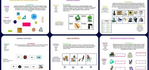 actividades que incentiven la lectura y escritura de manera divertida Portada