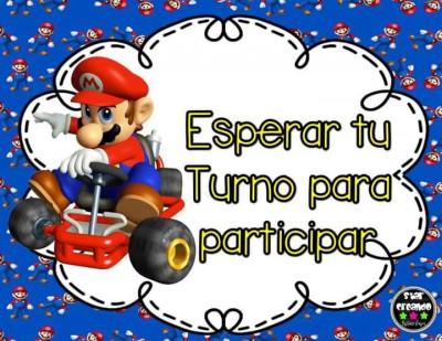 Acuerdos de Grupo. Motivos Mario Bros (6)