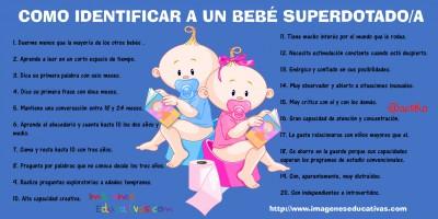 Como identificar a un bebe superdotado (2)