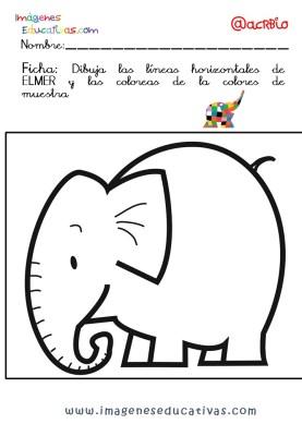 Elmer Elefante atención y grafo (28)