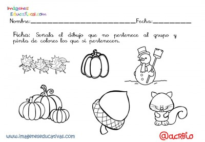 Fichas otoño infantil y primaria (21)