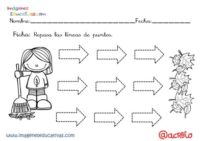 Fichas otoño infantil y primaria (28)