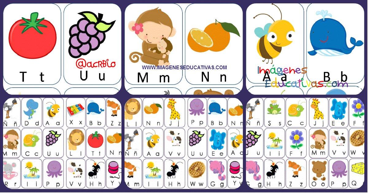 Lotería de Letras \