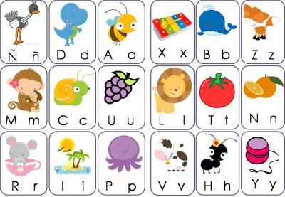 Lotería de letras formato pequeño (2)