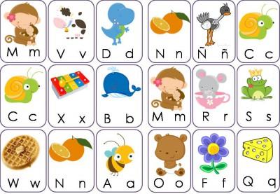Lotería de letras formato pequeño (8)