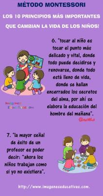 Método Montessori los 10 principios (2)