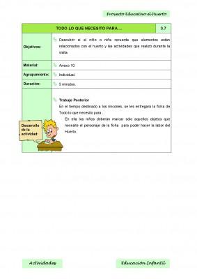 Nuestro proyecto educativo. El huerto escolar (33)