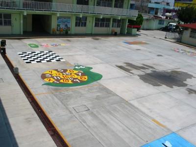 Nuevos diseños de juegos tradicionales para decorar nuestro patio (8)