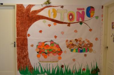 Otoño murales y paredes (18)