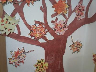 Otoño murales y paredes (7)