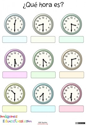 Trabaja las horas y los relojes (10)