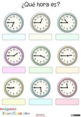 Trabaja las horas y los relojes (14)