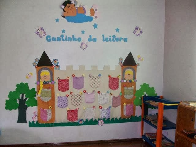Biblioteca de aula o sal n 11 imagenes educativas for Como pintar puertas placas nuevas