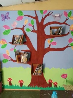 Biblioteca de Aula o salón (8)