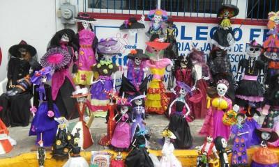 Decoraciones Día de los Muertos (39)