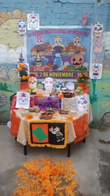 Decoraciones Día de los Muertos (44)