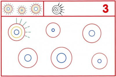 Fichas Grafomotricidad trabajamos la grafia de los números (22)
