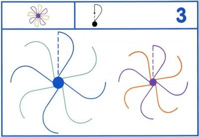 Fichas Grafomotricidad trabajamos la grafia de los números (23)