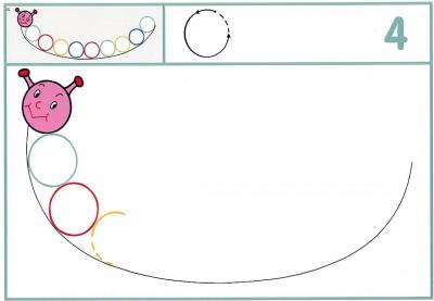 Fichas Grafomotricidad trabajamos la grafia de los números (30)