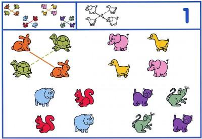 Fichas Grafomotricidad trabajamos la grafia de los números (3)