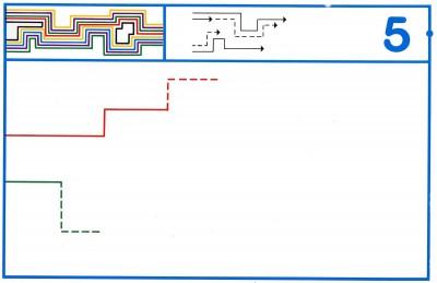 Fichas Grafomotricidad trabajamos la grafia de los números (42)