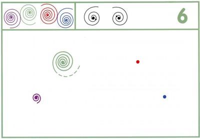 Fichas Grafomotricidad trabajamos la grafia de los números (47)