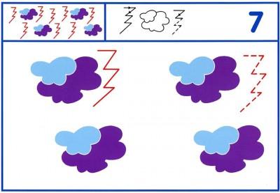 Fichas Grafomotricidad trabajamos la grafia de los números (58)