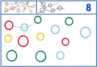 Fichas Grafomotricidad trabajamos la grafia de los números (67)