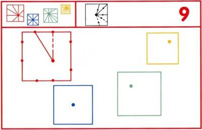 Fichas Grafomotricidad trabajamos la grafia de los números (75)