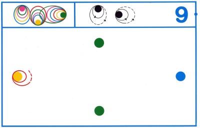 Fichas Grafomotricidad trabajamos la grafia de los números (92)